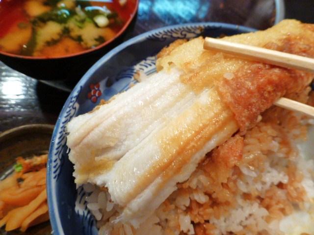 木更津で朝採れた穴子は鮮度抜群で、とても美味しい!