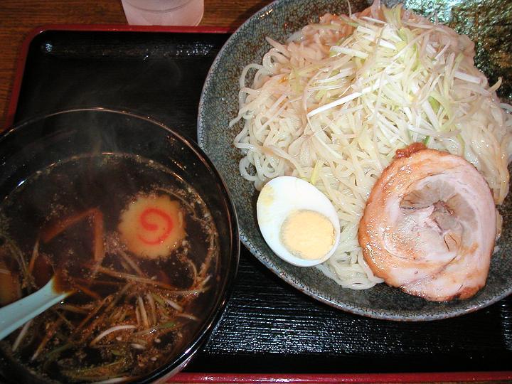 つけ麺(大盛400g)650円