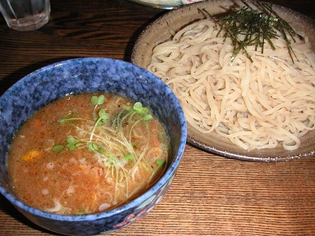 つけ麺(中盛)700円