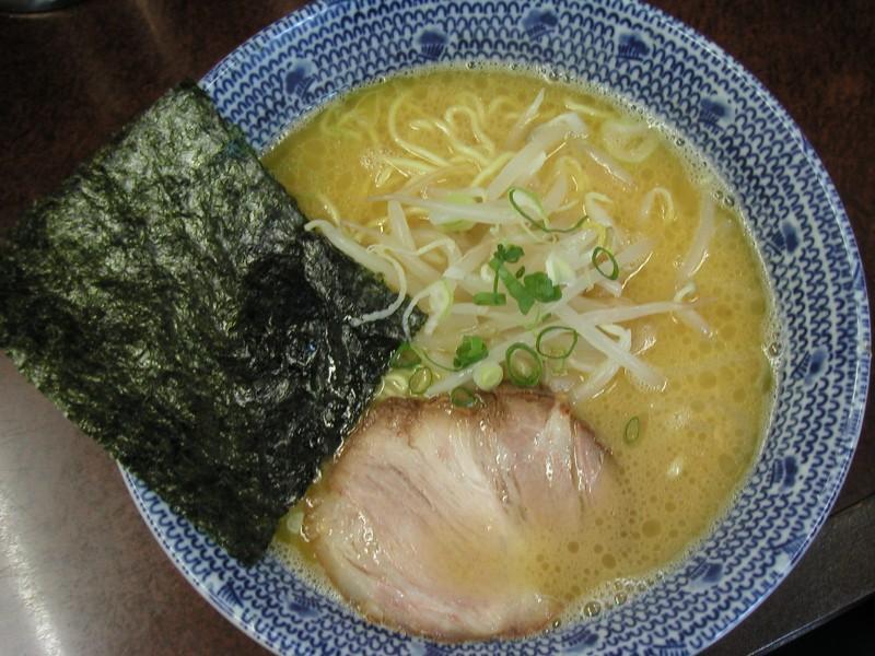 ラーメン550円