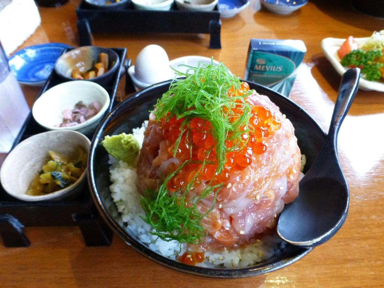 漁師の漬け丼大盛2,360円