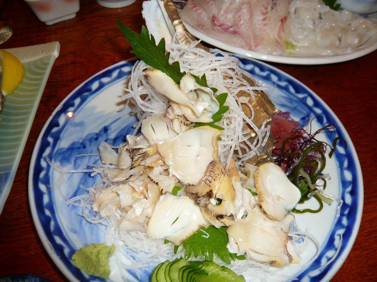 甲貝刺(価格不明)
