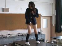 JCオナニー無料動画