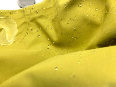 7洗濯後の撥水1