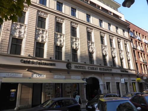 【再びのヨーロッパ】オーストリア・ハンガリー・ちょっとだけスロバキアへ一人旅'15秋(�Carat Boutique Hotel&ドナウ川ナイトクルーズ)
