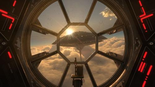 テレビゲームの風景の画像(9枚目)