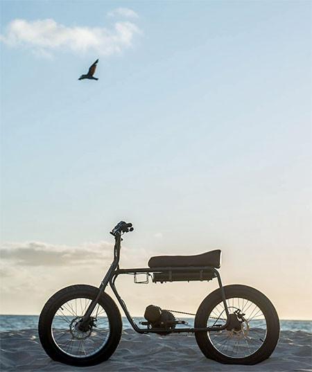 【画像】気分はアウトロー!バイクのように乗れる電動自転車!!の画像(16枚目)