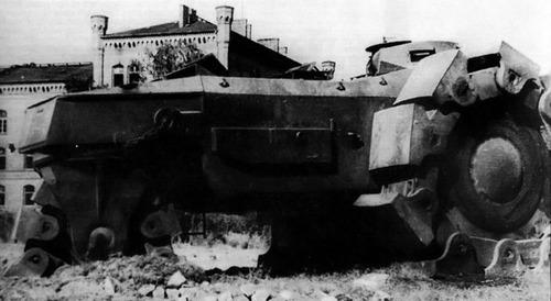 撤去は大変…昔の地雷処理戦車の画像の数々!!の画像(7枚目)