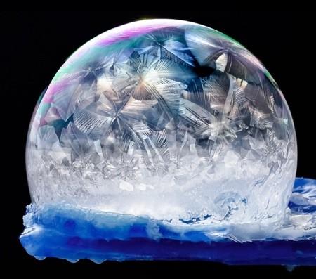 美し過ぎる氷の泡03