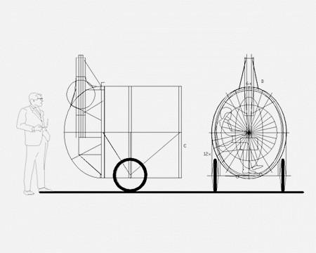 自転車サウナ11
