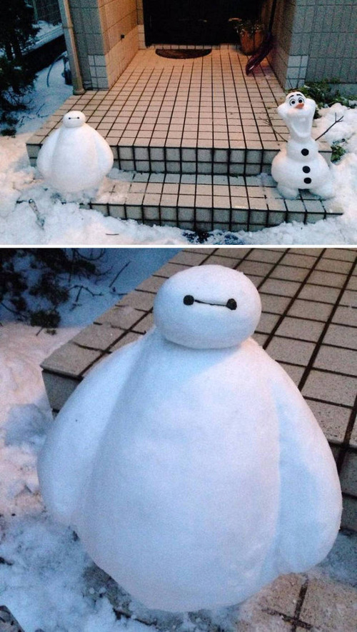 ハイクオリティな雪像の画像(17枚目)