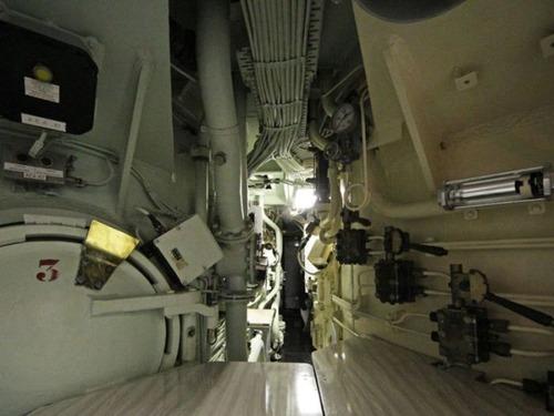 原子力潜水艦の内部の画像(15枚目)