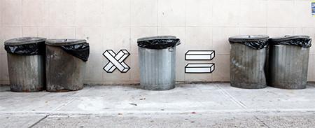 計算式にしているストリートアート07