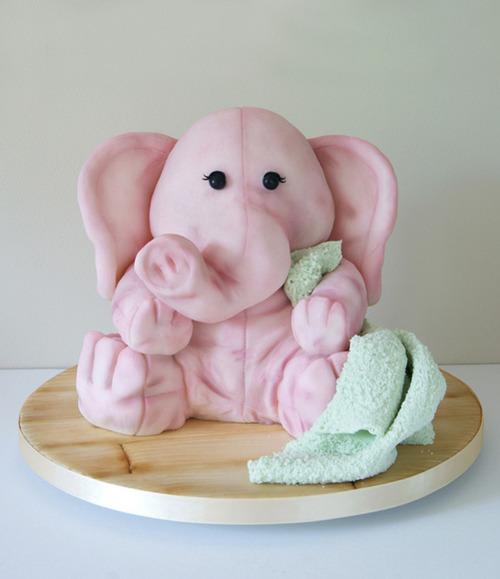 【画像】素晴らしすぎて食欲は起きないアートなケーキが凄い!!の画像(25枚目)
