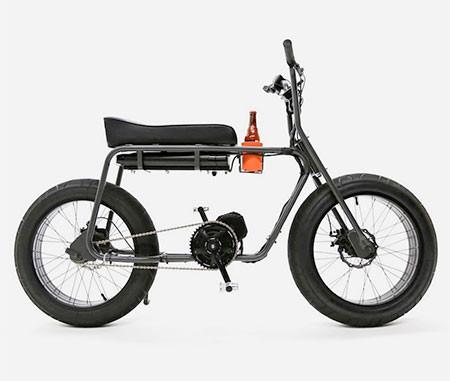 【画像】気分はアウトロー!バイクのように乗れる電動自転車!!の画像(2枚目)
