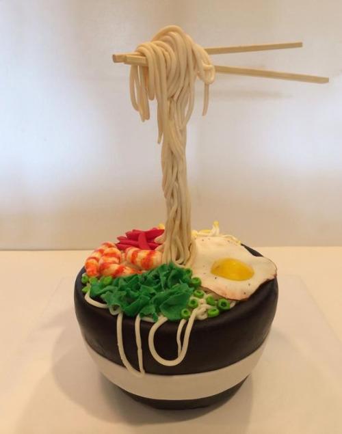 【画像】素晴らしすぎて食欲は起きないアートなケーキが凄い!!の画像(23枚目)