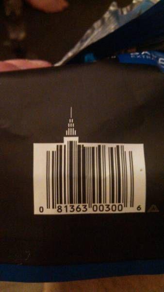 面白い商品のバーコードの画像(34枚目)