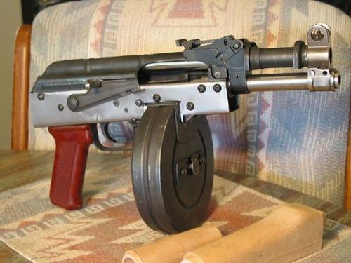 残念な改造をされた拳銃の画像(20枚目)