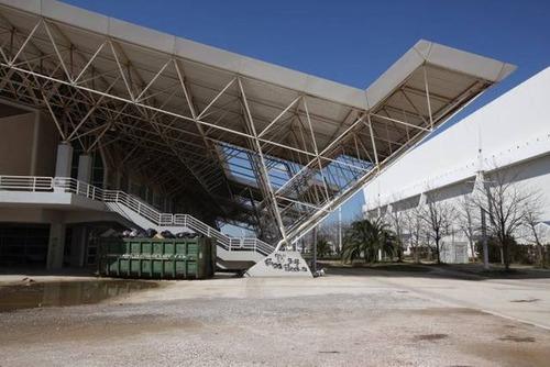 アテネのオリンピックの競技場の現在の画像(22枚目)