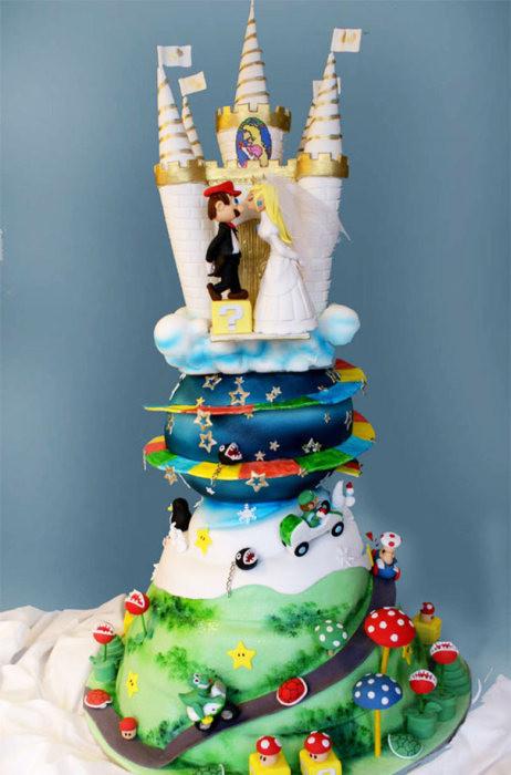 【画像】素晴らしすぎて食欲は起きないアートなケーキが凄い!!の画像(18枚目)