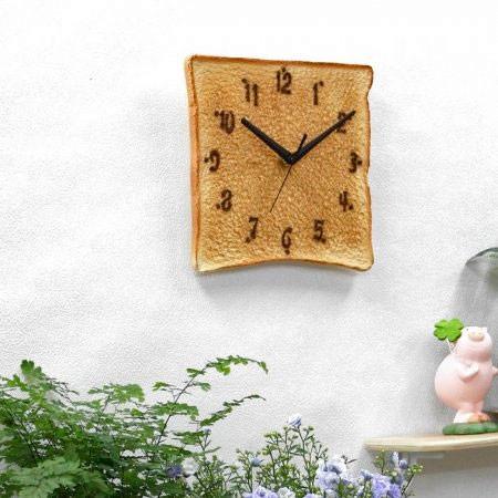 食パンの時計の画像(5枚目)