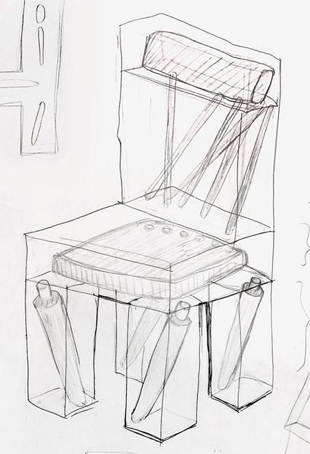 組立てたくなる椅子の画像(6枚目)