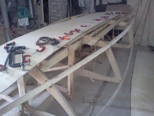 木製のボートの画像(6枚目)