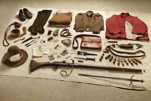 大昔から現在の兵士の装備を並べた画像がかっこよくて心ときめくwwwの画像(6枚目)