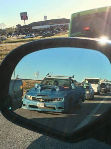 とりあえず目立つ!人目をひくカスタムカーの画像の数々!!の画像(27枚目)