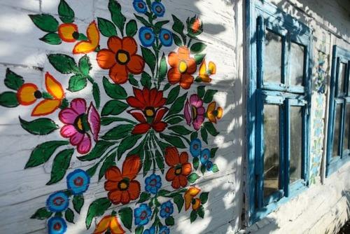 お花がプリントしてある可愛い家の画像(25枚目)