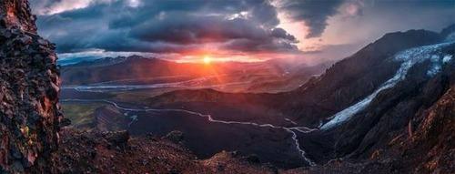 アイスランドの風景の画像(5枚目)