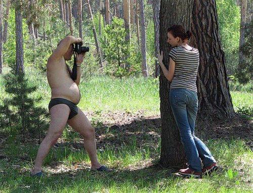 カメラマンの苦労の画像(9枚目)