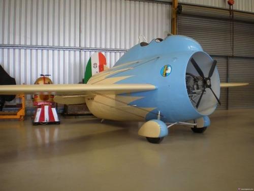飛ぶのが不思議!面白い形の飛行機の画像の数々!!の画像(31枚目)