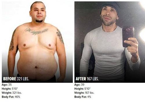 やればデキル!ダイエット肉体改造のビフォーアフターの画像の数々!!の画像(13枚目)