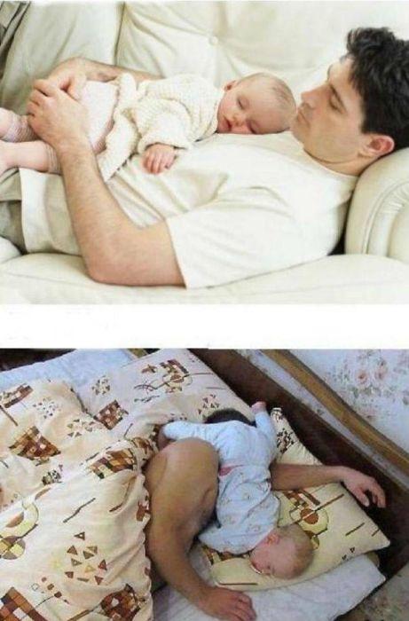 赤ちゃんとの記念撮影の理想と現実の画像(33枚目)