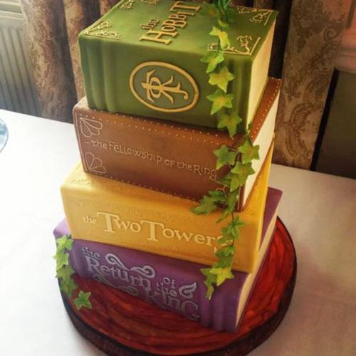 【画像】素晴らしすぎて食欲は起きないアートなケーキが凄い!!の画像(4枚目)