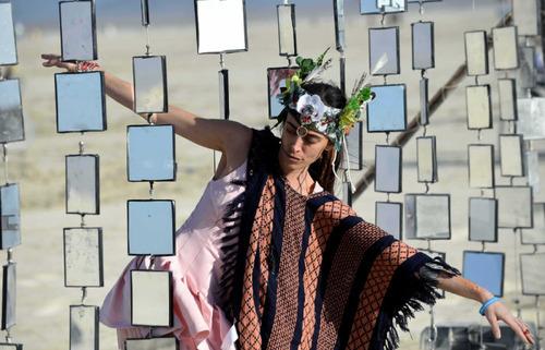 荒野の祭典!バーニングマン2015の画像の数々!の画像(27枚目)