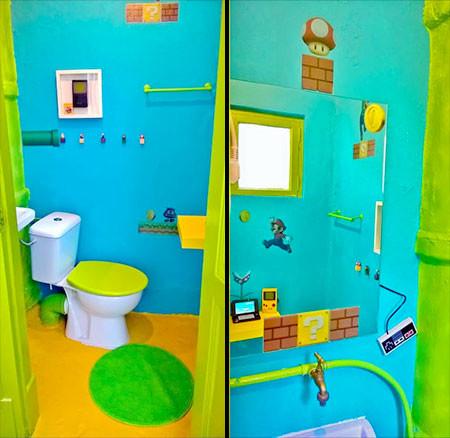 部屋一面スーパーマリオの画像(10枚目)
