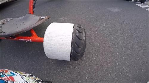 ドリフトできる三輪車16