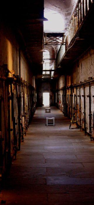 【画像】ペンシルバニアの州立刑務所が不気味で美しい…の画像(12枚目)