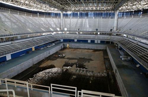 リオ・オリンピック会場の半年後の姿の画像(9枚目)