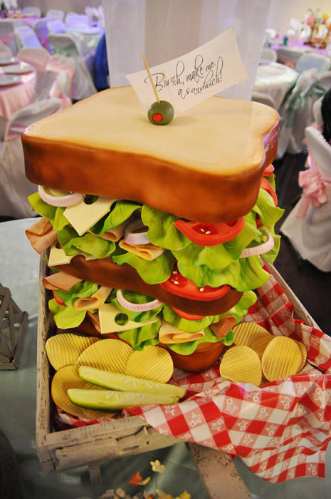 【画像】素晴らしすぎて食欲は起きないアートなケーキが凄い!!の画像(32枚目)