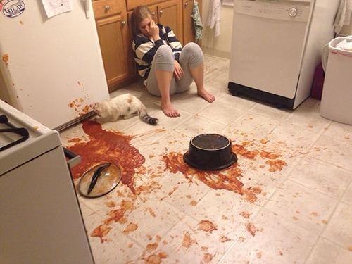 酷すぎる料理の失敗の画像(21枚目)