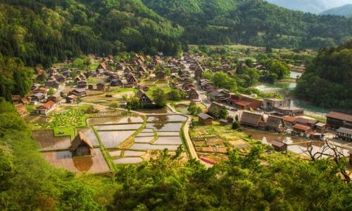 まるで別世界!理想的な田舎の風景の写真の数々!!の画像(1枚目)
