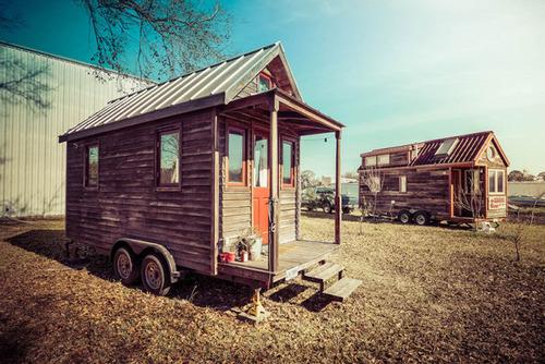 小さな小屋にロマンがぎっしり!大自然の中のコテージが凄い!!の画像(14枚目)