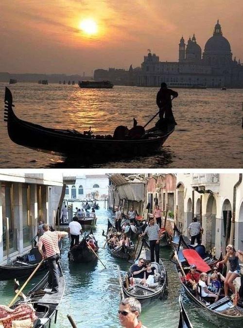 観光地のイメージ写真と比較の画像(5枚目)