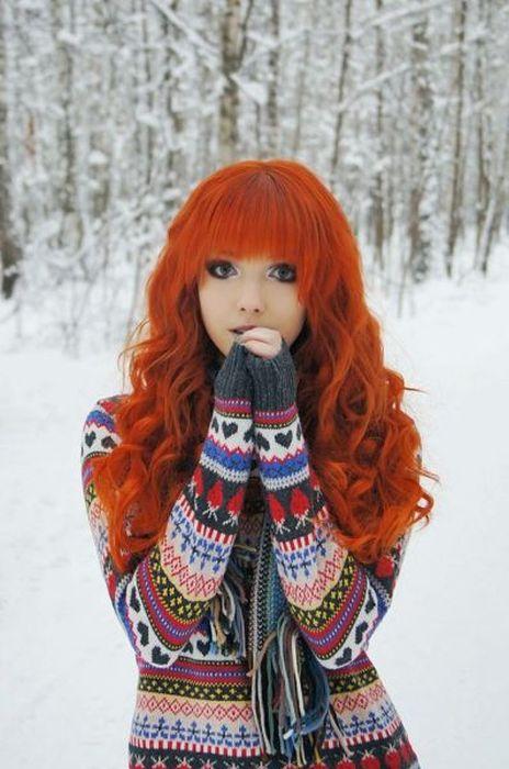 赤毛が似合うカワイイの女の子(外人)の画像の数々!!の画像(11枚目)