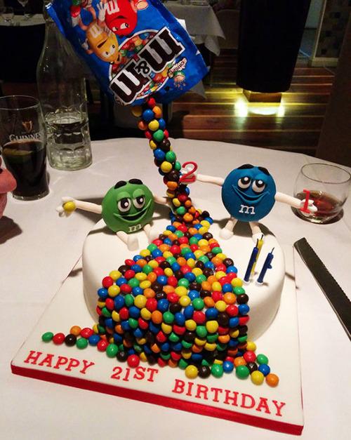 【画像】素晴らしすぎて食欲は起きないアートなケーキが凄い!!の画像(28枚目)