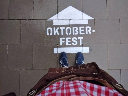 ビールの祭典「オクトーバーフェスト」の画像(9枚目)