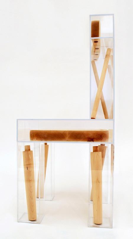 組立てたくなる椅子の画像(5枚目)